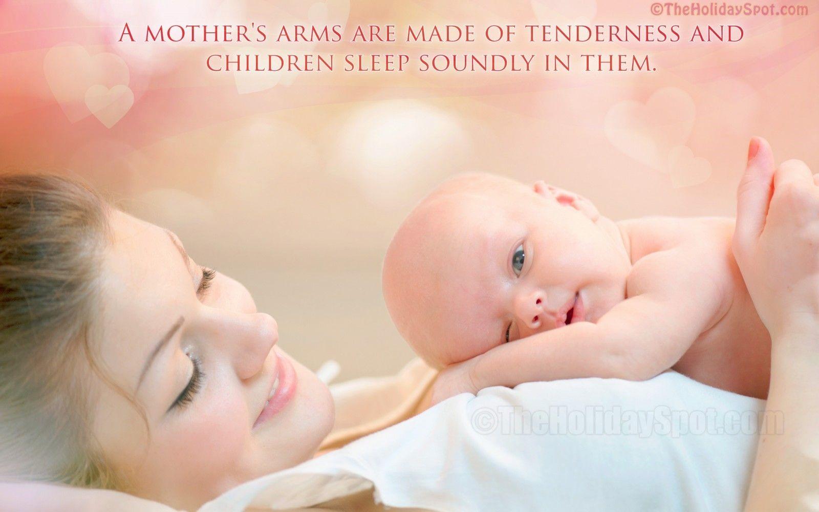 Anne Bebek Fotoları