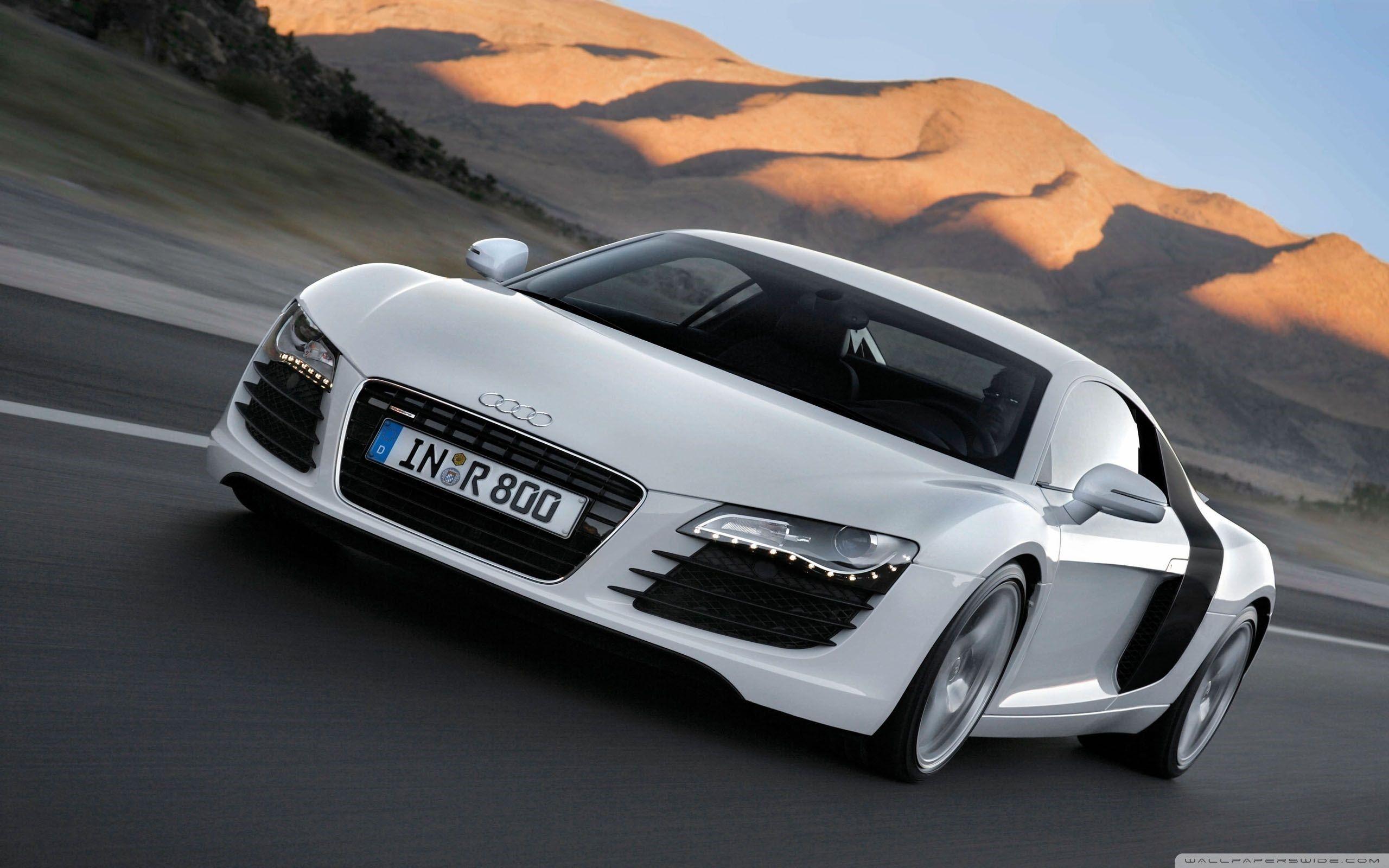 Audi R8 4K Resimleri