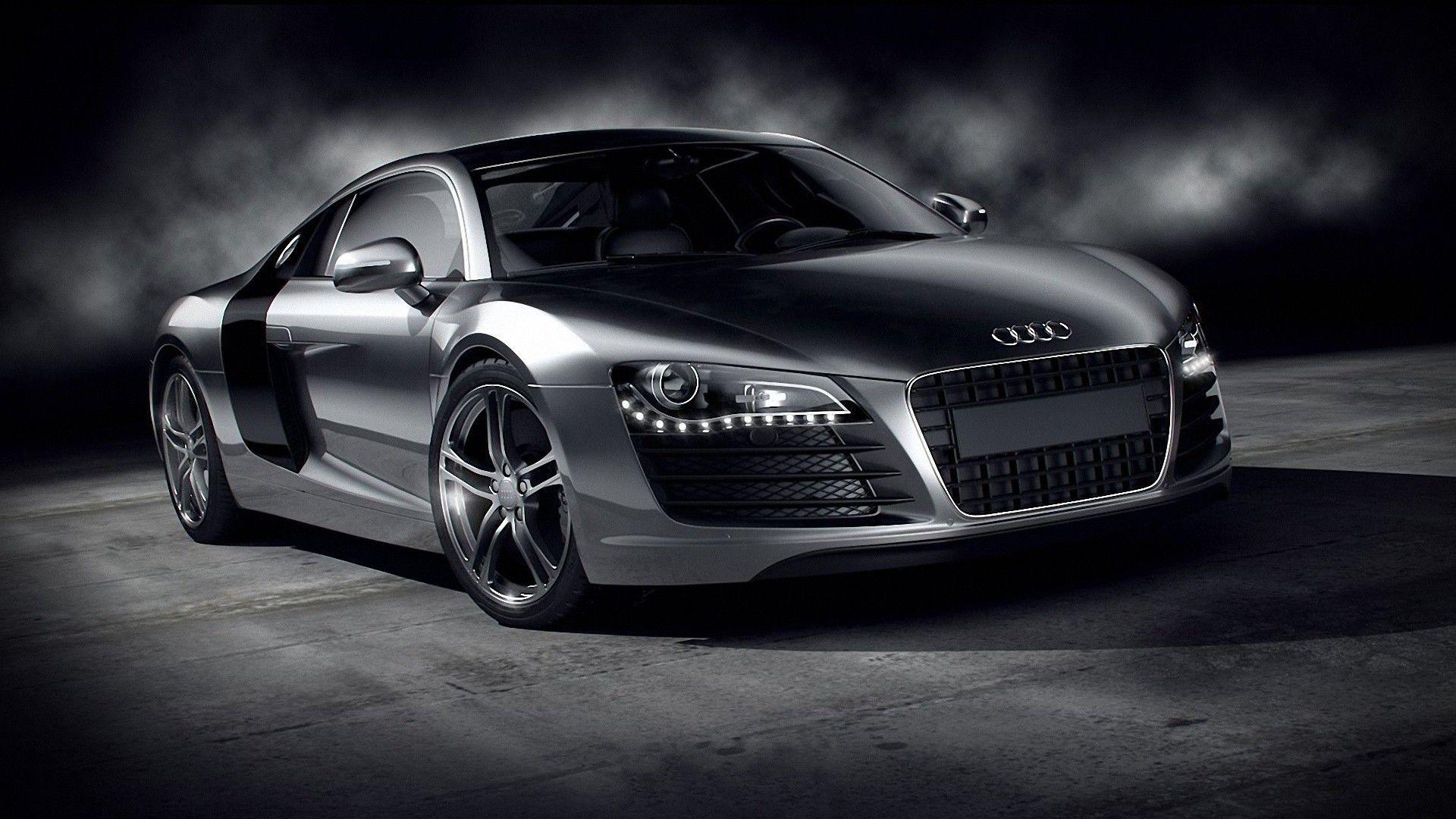 Audi R8 Ekran Resmi