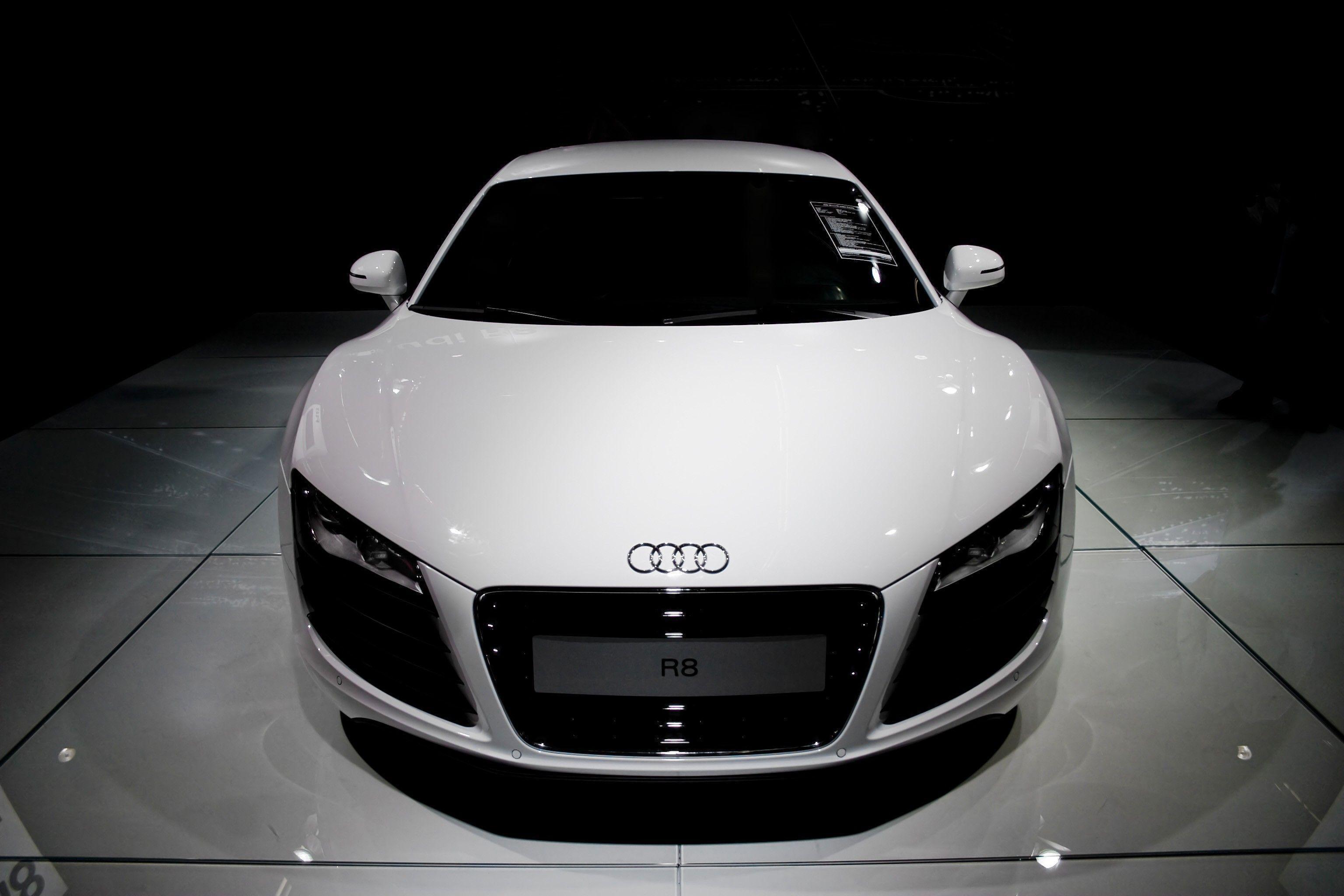 Audi R8 HD Resimleri