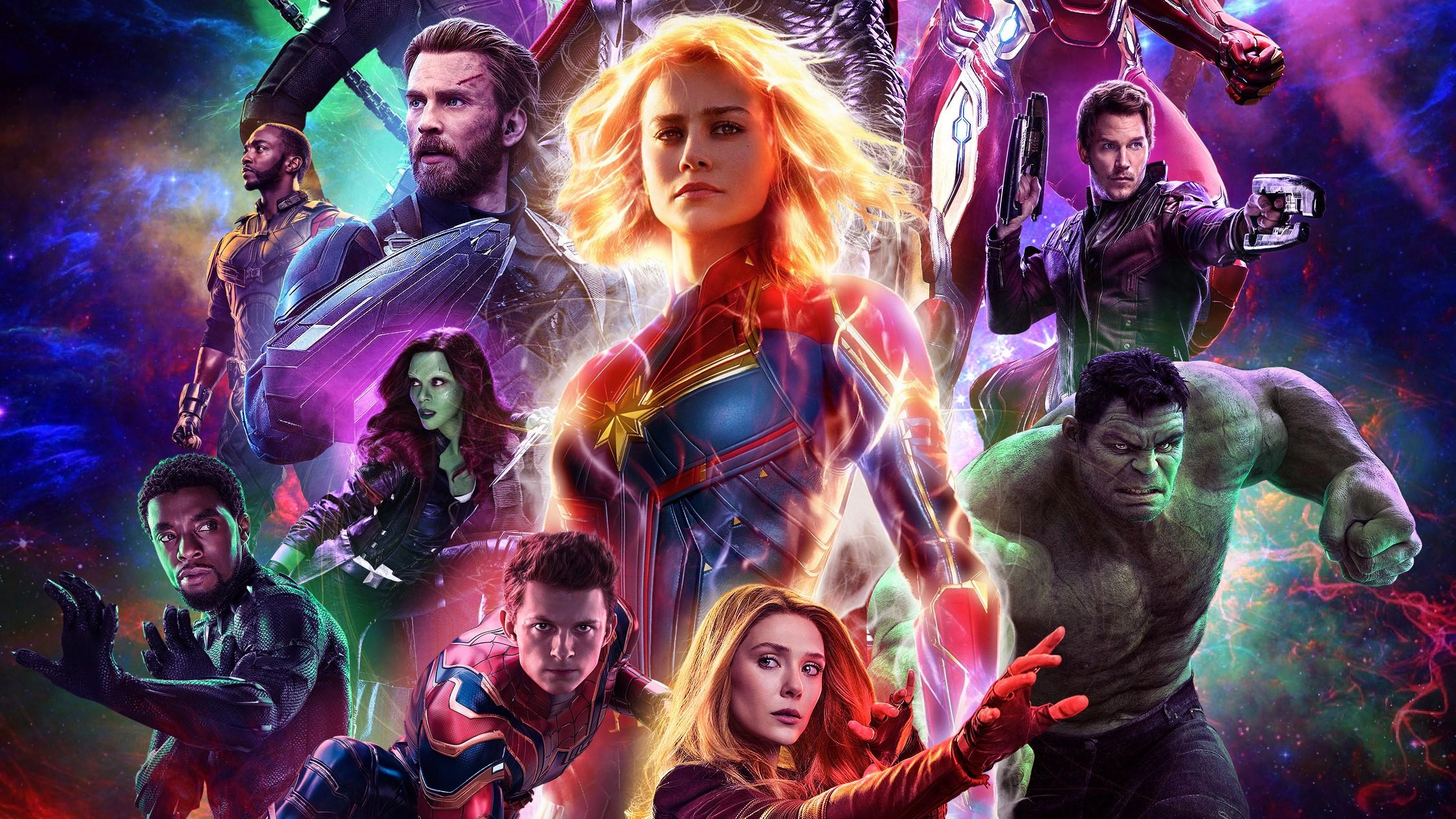 Avengers Endgame hd wallpapers