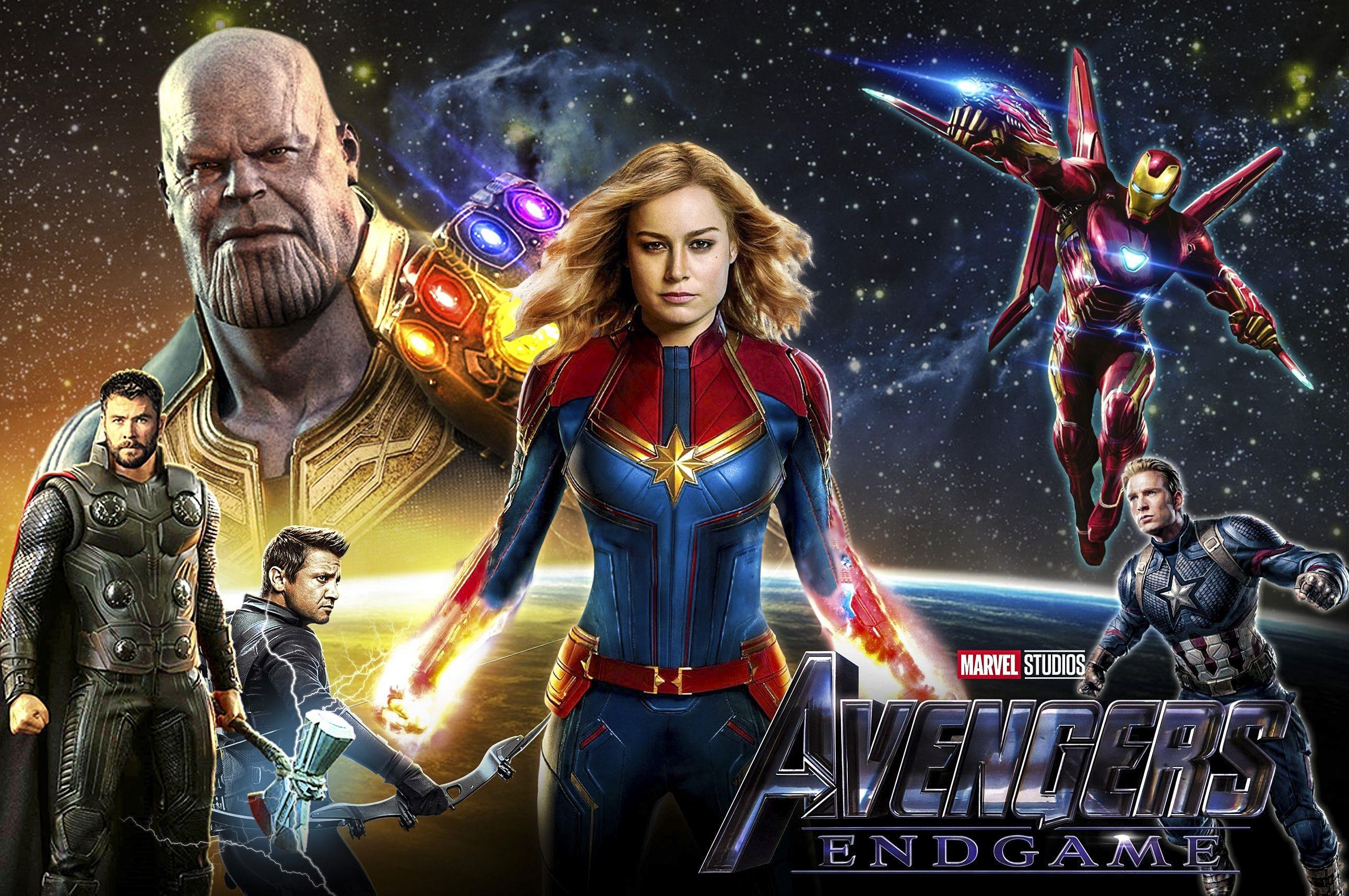 Avengers Endgame huawei duvarkağıdı