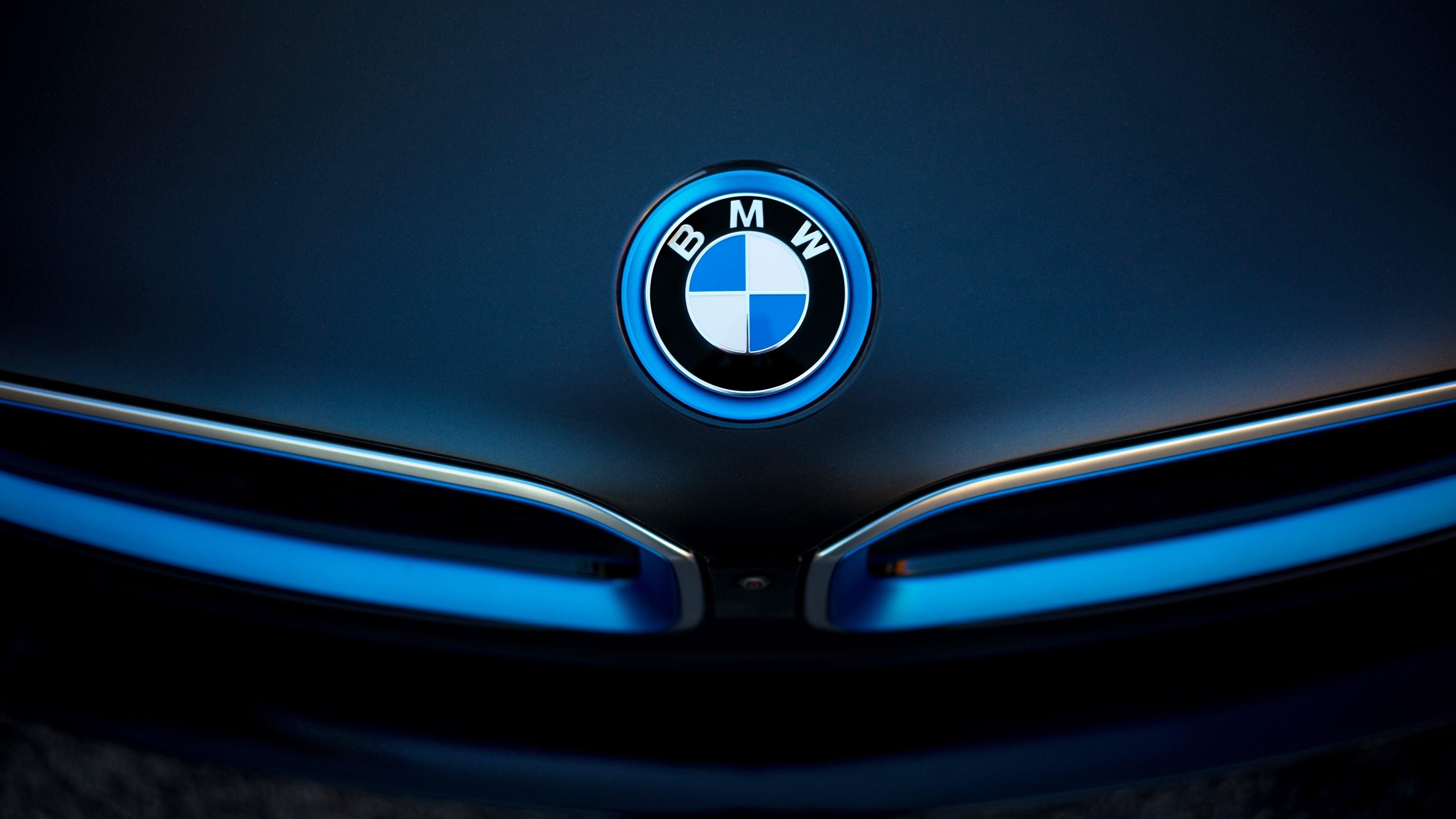 BMW HD Logo Wallpaper