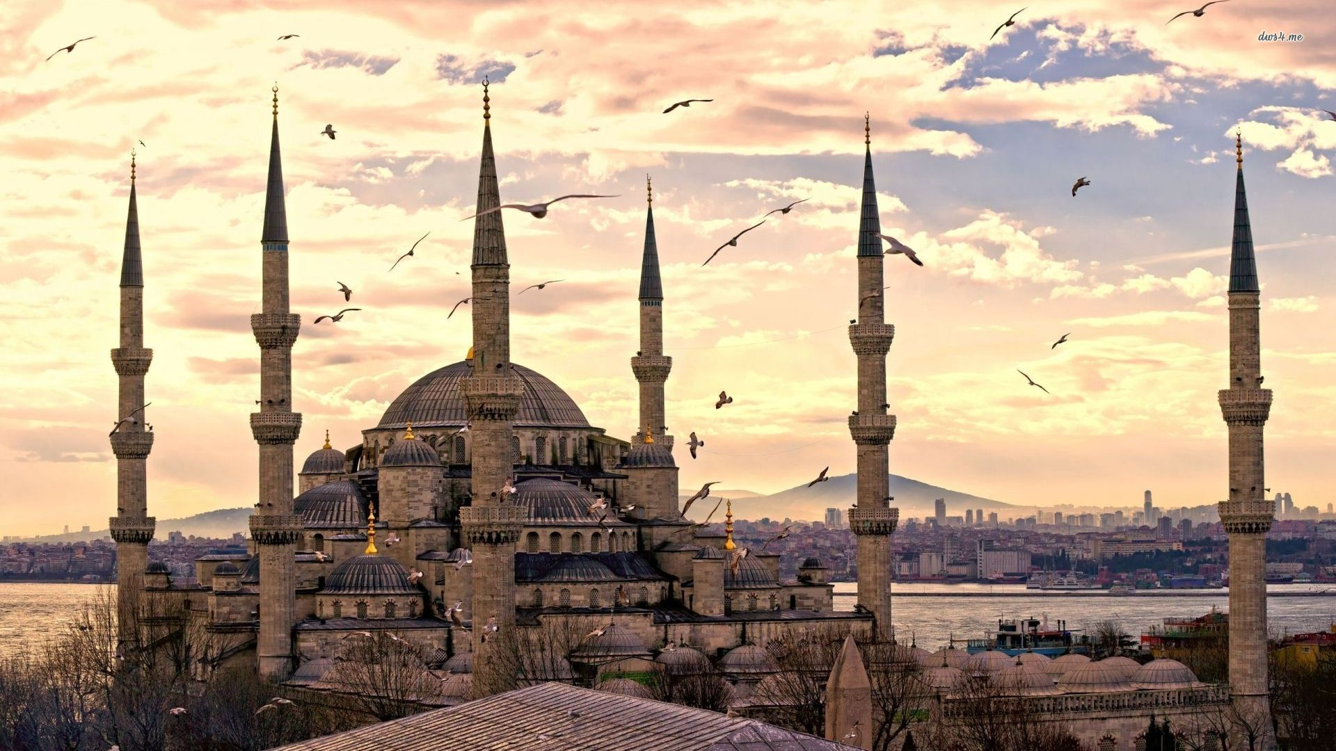 istanbul Android Wallpaper