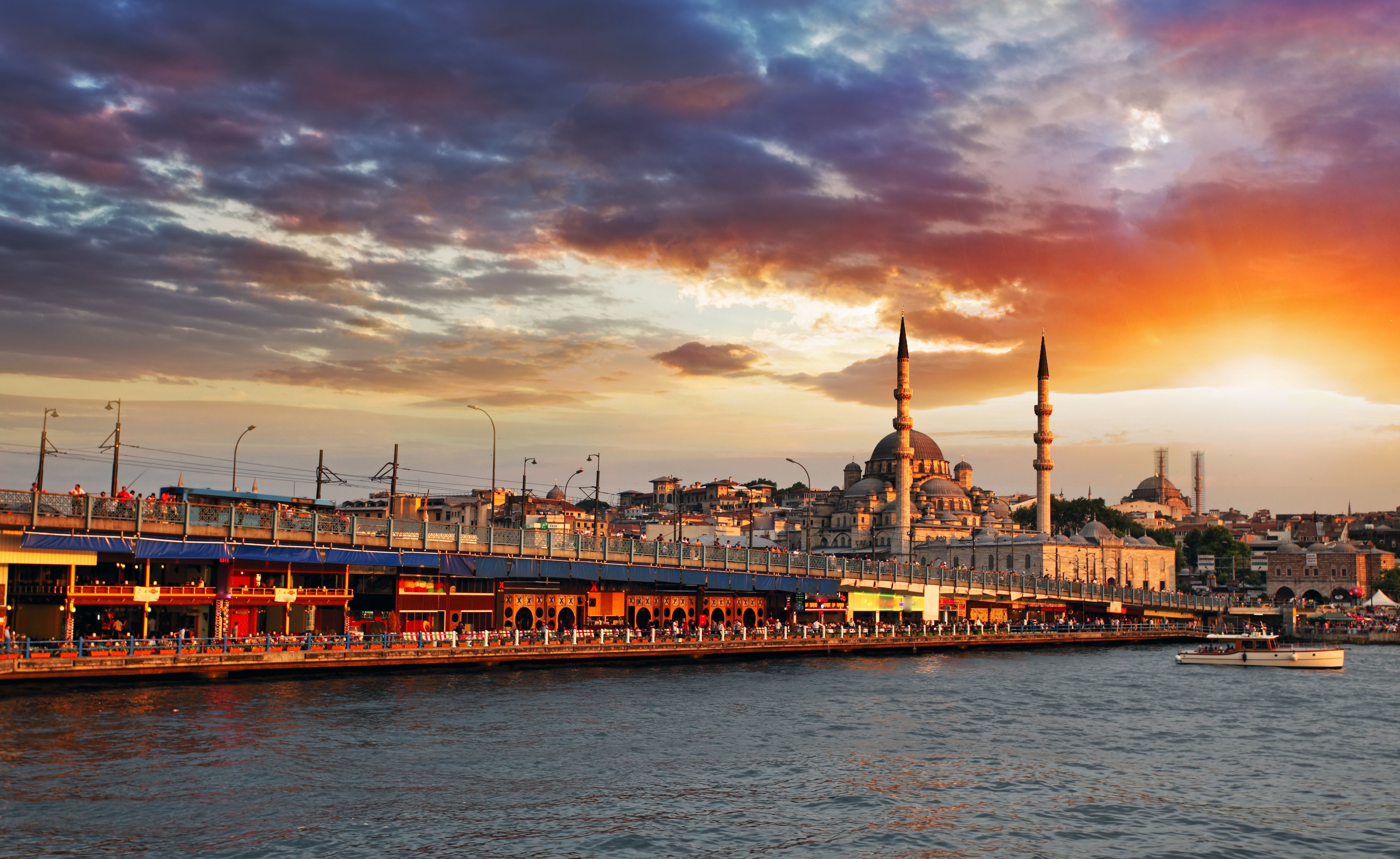 istanbul Wallpaper
