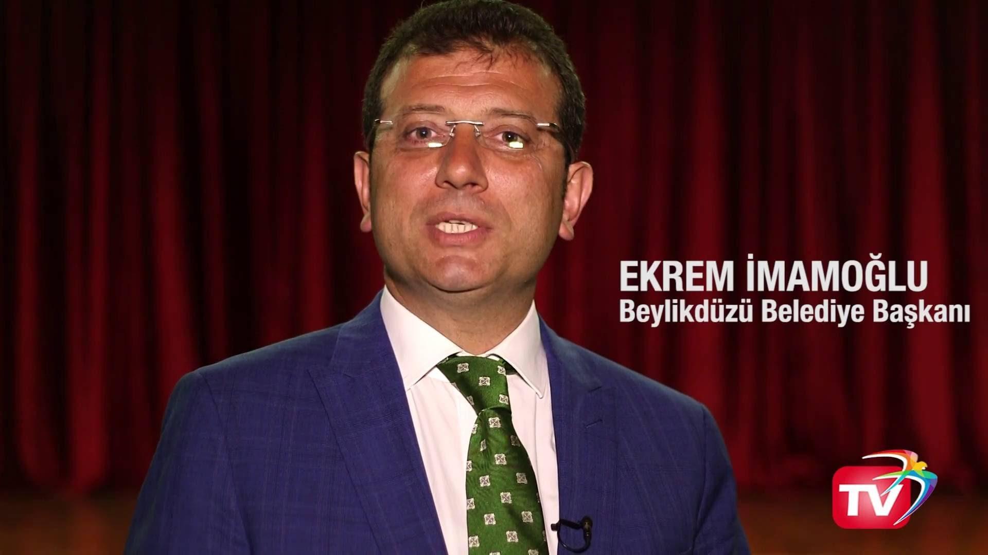 Ekrem İmamoğlu fotoğraf