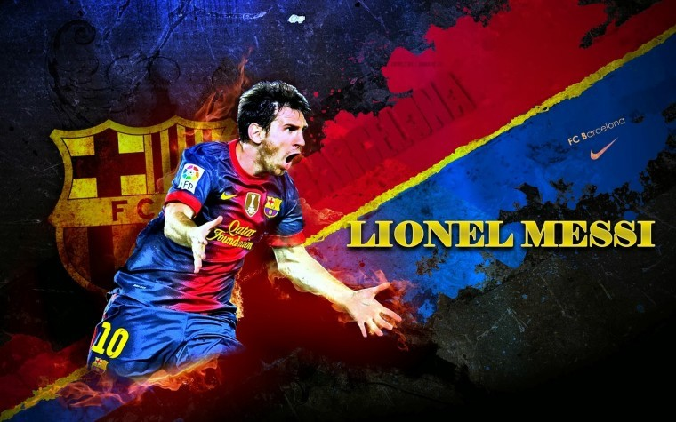 Lionel Messi hd wp
