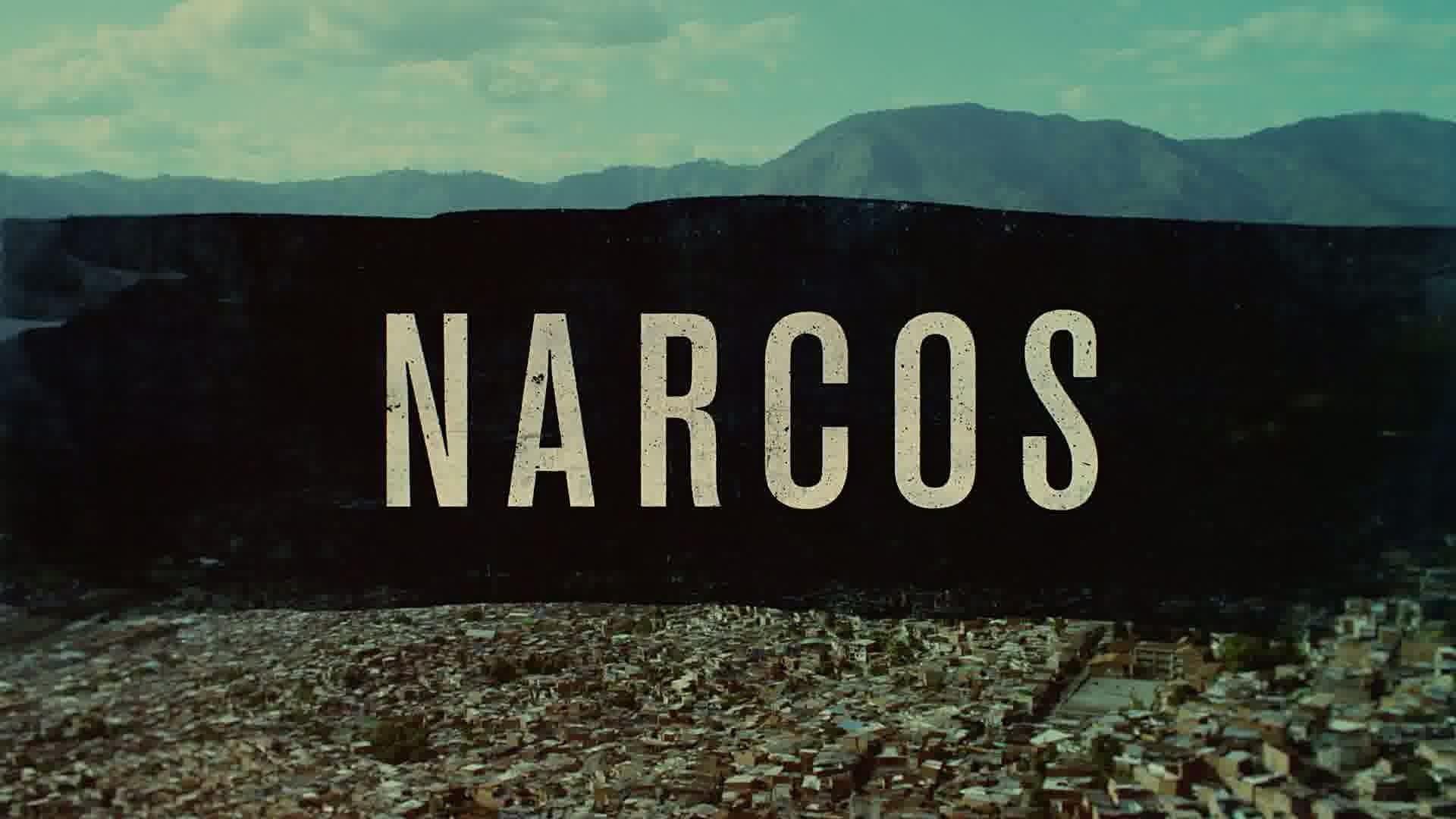 Narcos resmi