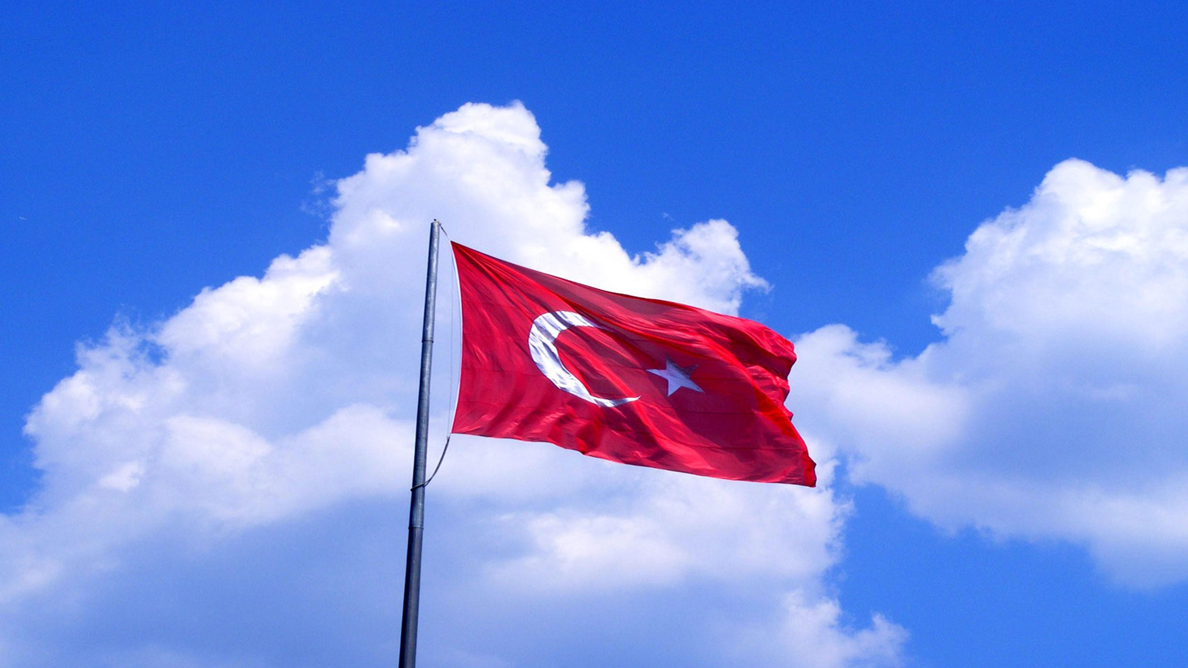 Türk Bayrağı 4k Wallpapers Resim Resimleri Foto