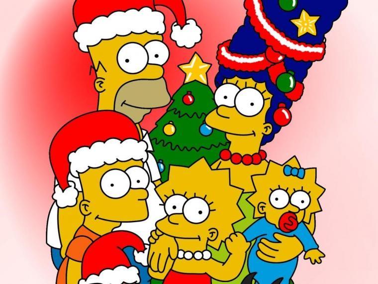 The Simpsons Yılbaşı