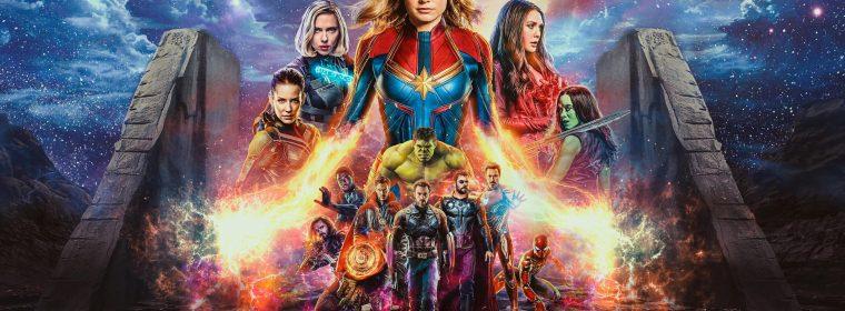 Avengers Endgame resimleri