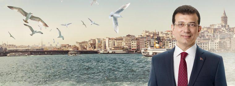Ekrem İmamoğlu wallpaper