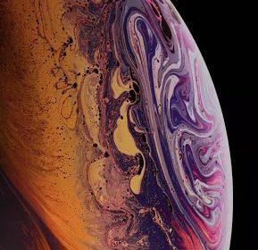 iPhone XS duvarkağıdı